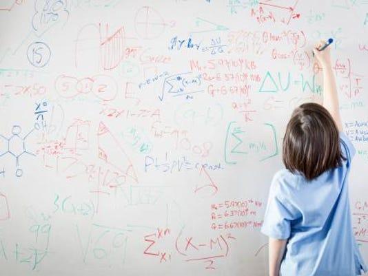 math kid