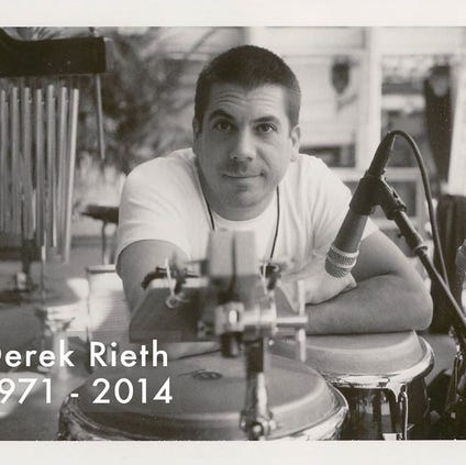 Derek Rieth of Pink Martini reportedly passed away.
