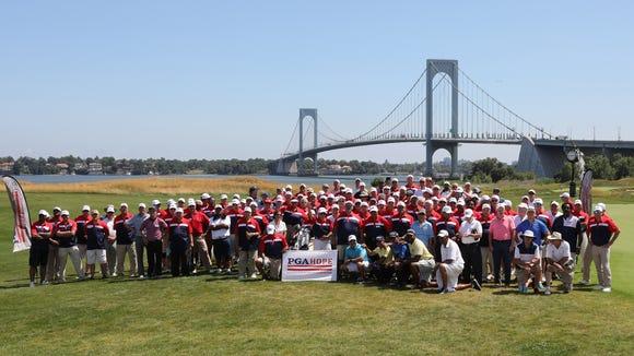 PGA HOPE Golf Program at Trump Golf Links at Ferry