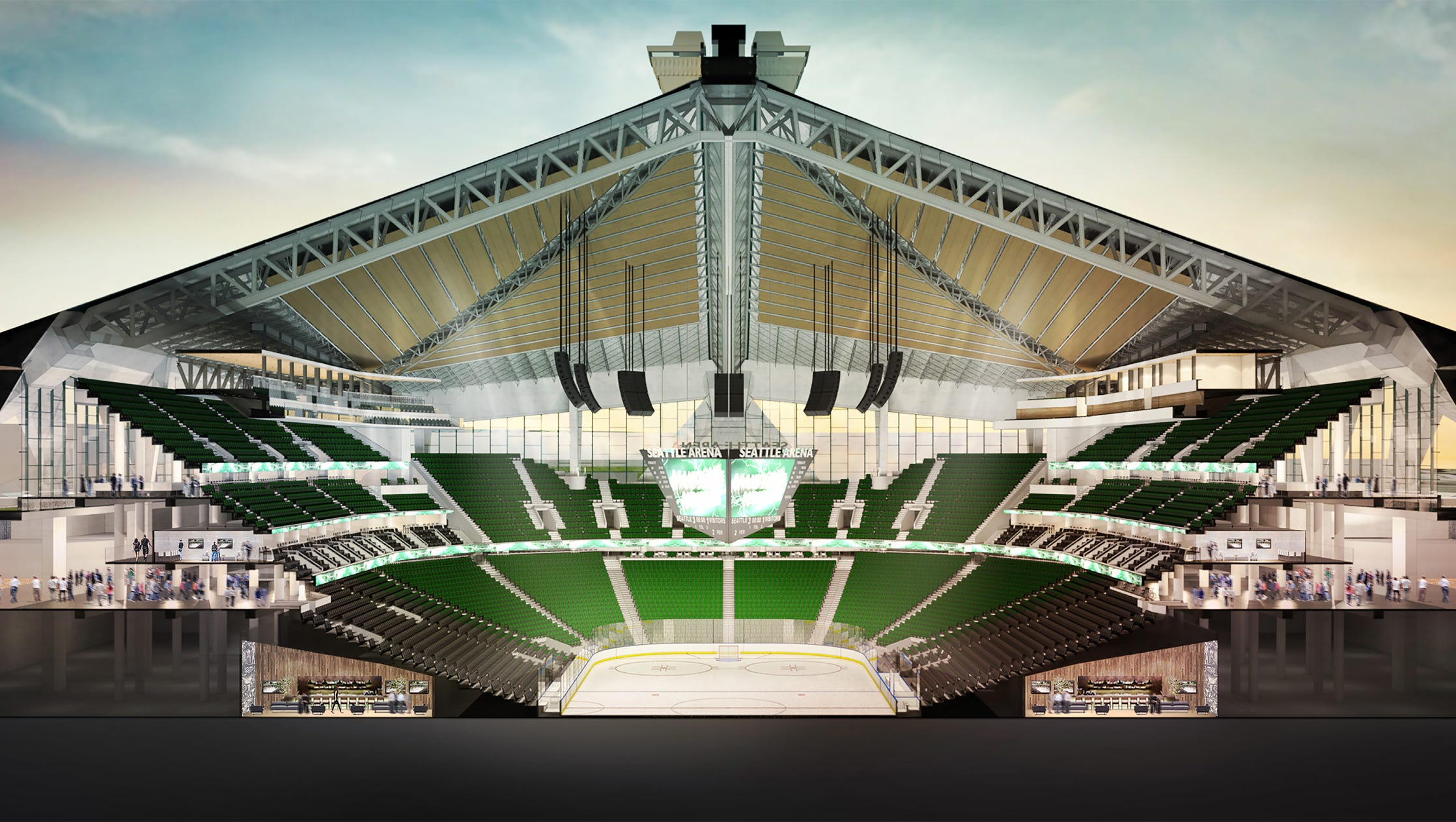 Amazon making statement with Seattle NHL arena name