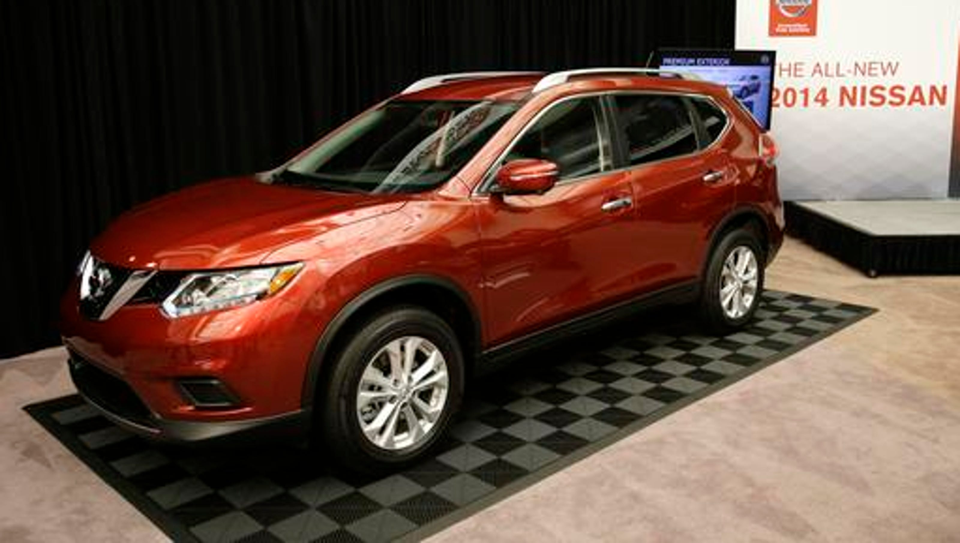 Nissan Recalls Rogues Rear Lift Gates Can Fall Suddenly