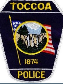 Toccoa police