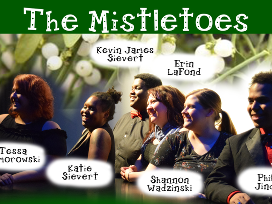 "The Forst Inn in Tisch Mills will present ""Mistletoe"