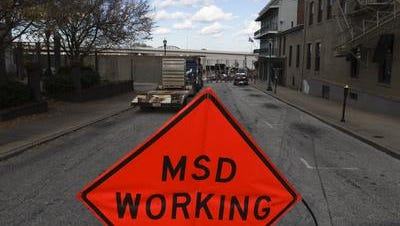 An MSD construction project.