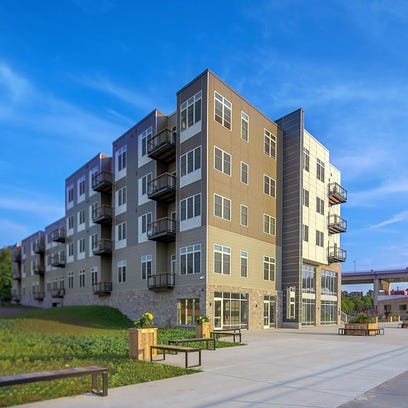 RiverHeath's Evergreen apartment building in Appleton