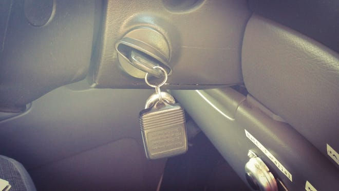 The simple act of just locking your doors and removing the keys can prevent most auto thefts.