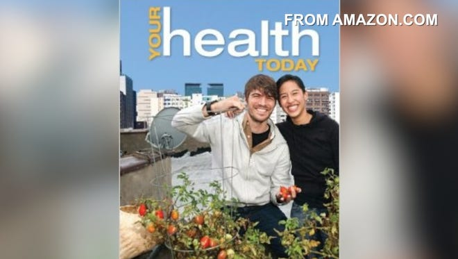 """The """"Your Health Today"""" textbook."""