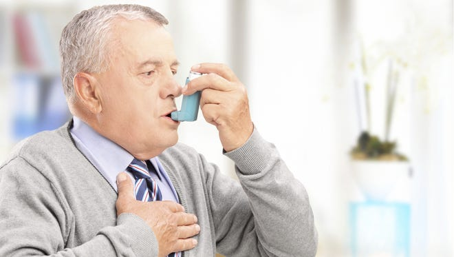A research team at the University of Louisville is studying asthma in older adults.