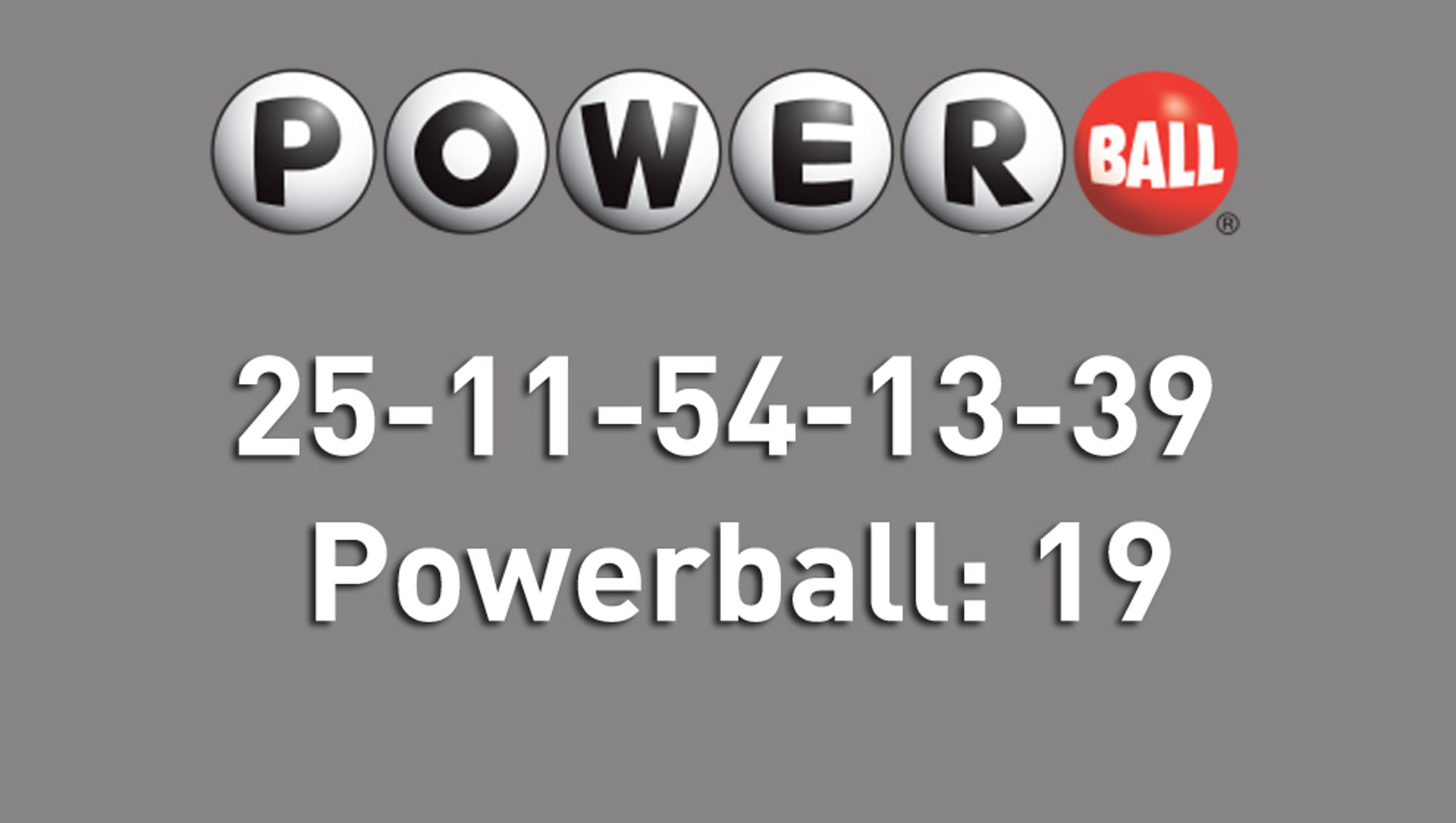 US Powerball results and winning numbers published after every draw on Wednesday and Saturday check your US lottery numbers right here!