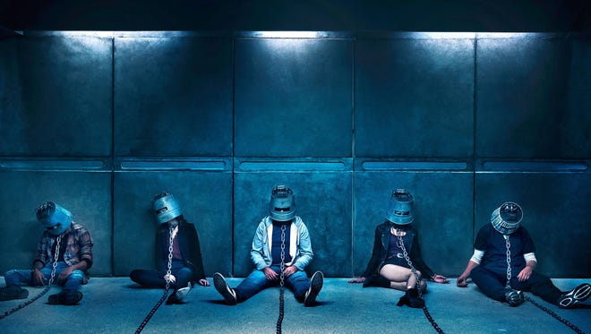 """Is this movie on your bucket list? """"Jigsaw"""" opens Friday."""