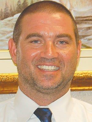 Chip Roney, principal at Ashland City Elementary School.