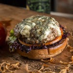 Learn how to make Gorgonzola Burgers