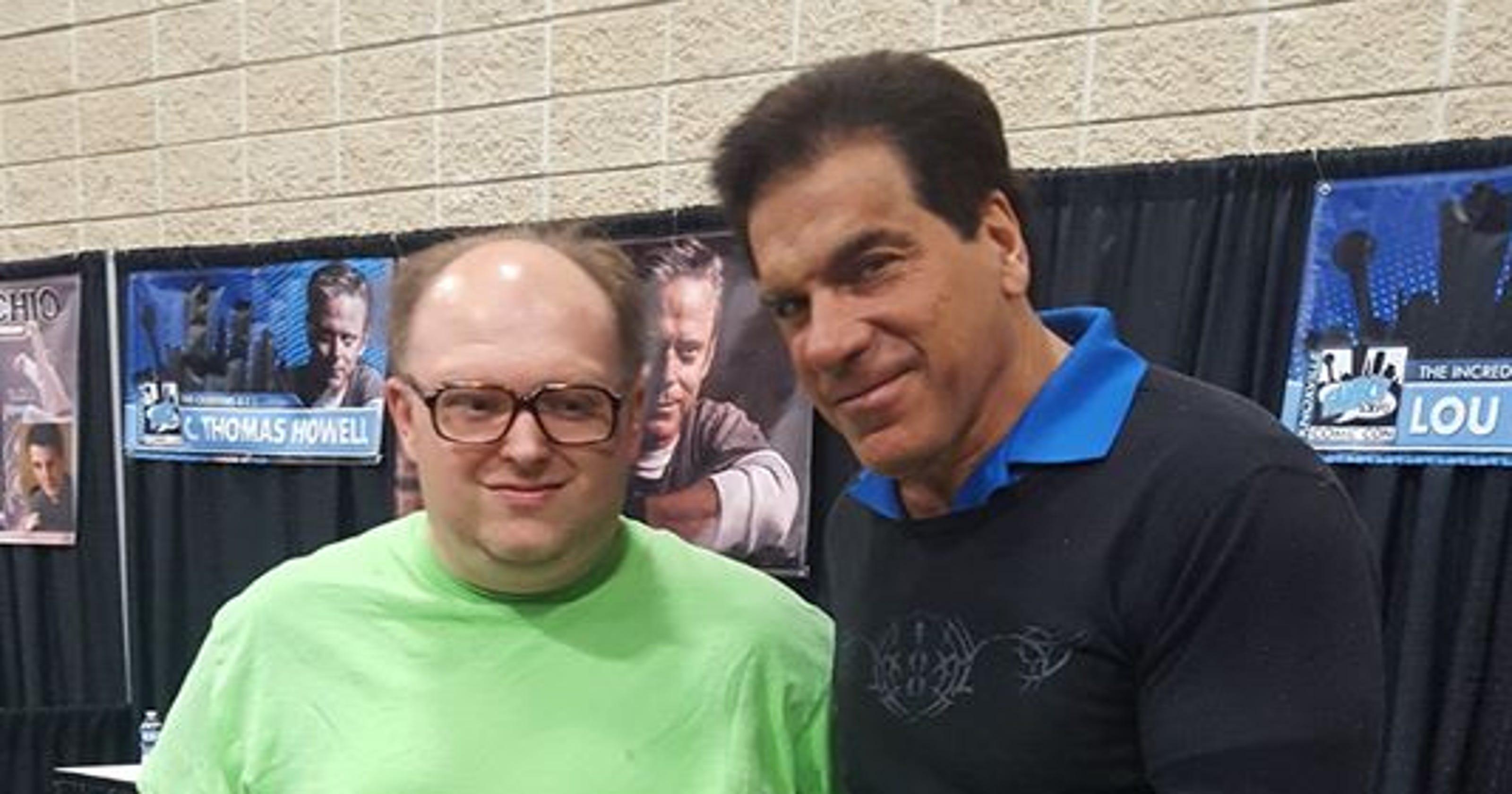 'Incredible Hulk' Lou Ferrigno helps Knoxville Comic Con ...