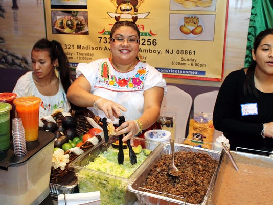Perth Amboy: 'Taste of Perth Amboy' held Oct. 23 PHOTO CAPTION