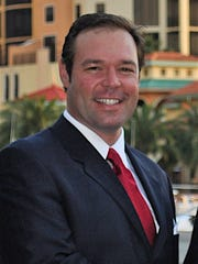 Ted Stout of Realmark Realty was Cape Coral's top-selling