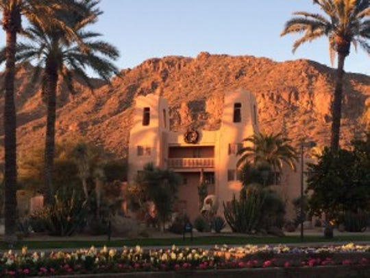 The Phoenician, a resort on Camelback Road in Phoenix, hosts a variety of amenities for its guests, including spas, private cabanas and dining.