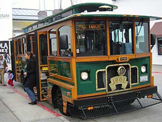 Monterey-Salinas Transit is expanding its free trolley