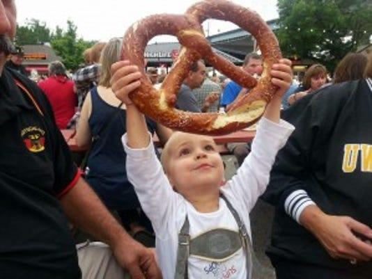 Family Activities At Milwaukee German Fest