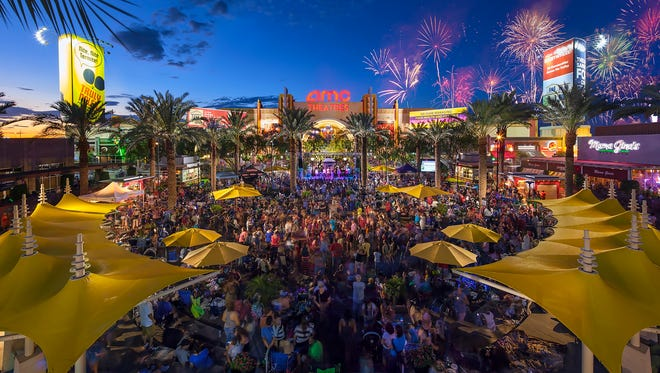 Westgate Entertainment District will be one of 26 places with the best family-friendly events for Fourth of July.