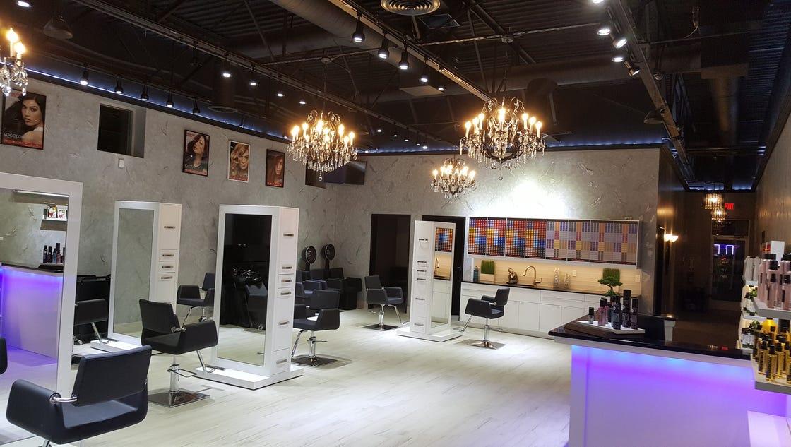 Salon 360 opens in garden city for R b salon coimbatore