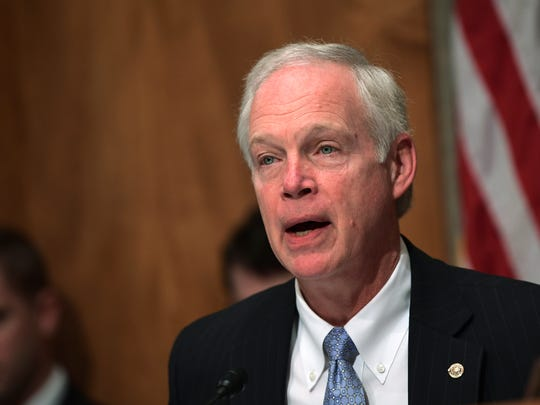 Sen. Ron Johnson, R-Wis., is concerned about prison conditions.