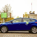 Blackbird high rise promises electric Zipcars for Des Moines