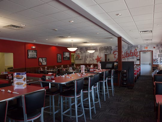 The Friendly's on Delsea Drive in Vineland will be renovated in the coming weeks. The interior will resemble this modern layout.