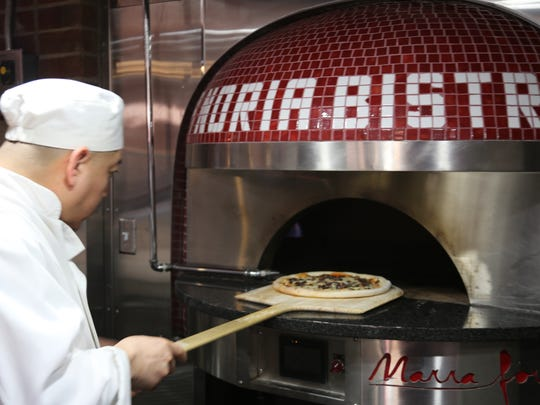 From the same owners as El Barzon, the new La Noria