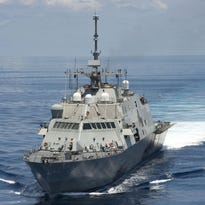Fincantieri Marinette Marine begins work on future USS Minneapolis - St. Paul, its 11th littoral combat ship