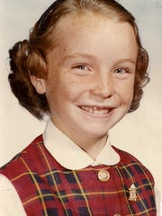 The predominate color in my childhood photos was plaid and usually in corduroy. Anybody wear corduroy anymore?