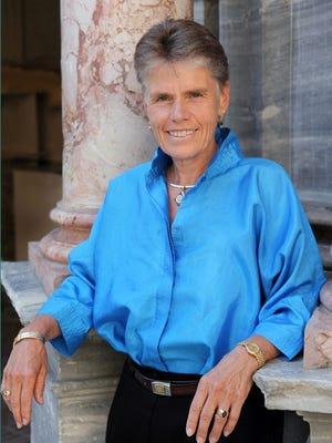 Author Carol Anderson