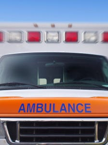 ambulance motion