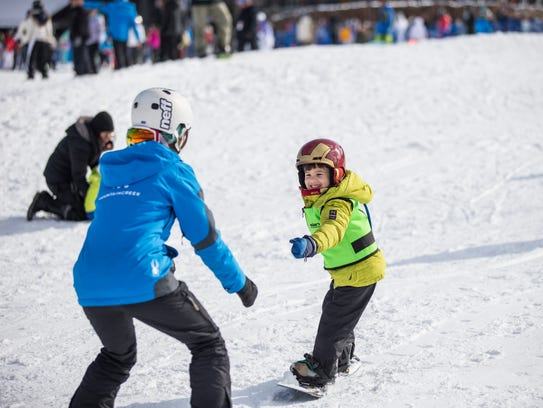 Ski resorts are offering discounted passes in January.