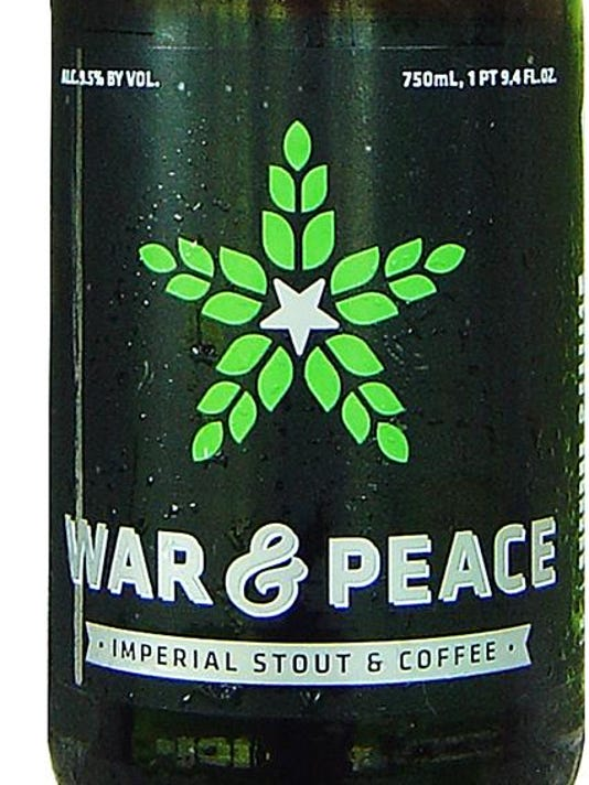 Beer Man War and Peace