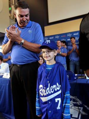 Luke Denson suffered from Shwachman-Diamond syndrome, a rare genetic disorder that affects fewer than 400 worldwide. He died late Saturday night.