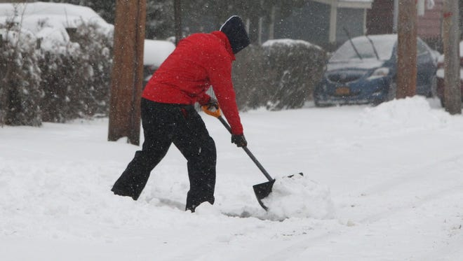 Homeowners can use the  new mobile App SnoHub to find snow clearing providers.