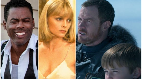 Among the titles coming to Netflix in April are Chris