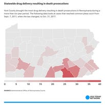 Holding drug dealers accountable for overdose deaths: Why is it uneven across Pa.?
