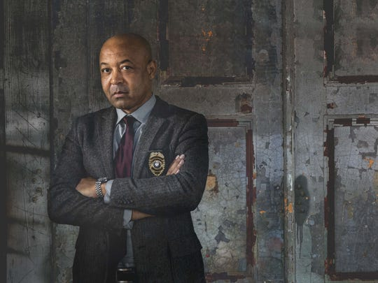 Homicide Detective Rodney Demery.