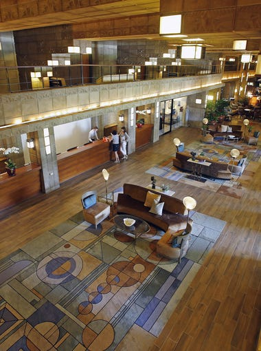 Arizona Biltmore: $28. Includes Internet, spa access, putting-green use, local shuttle, local and toll-free phone calls. Extra charges: $12 for self parking, $28 for valet parking.