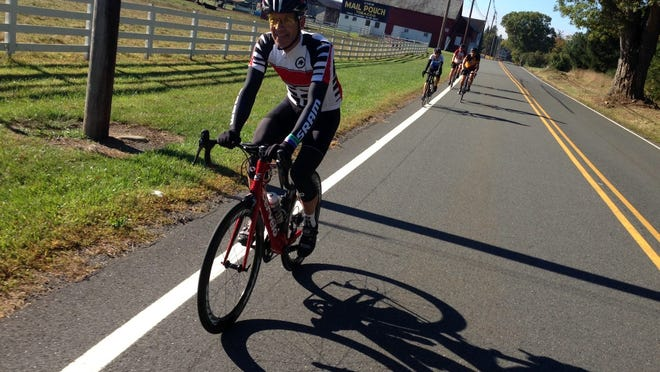Hunterdon riders can set off for the 81-mile Extreme Tour with 4,000 feet of elevation at 9 a.m. or the 20-mile Weekend Warrior Tour with 1,200 feet of elevation at 10 a.m.