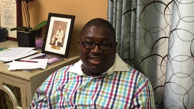 Rev. Sidney Williams, Republican candidate 2015 for Morristown Second Ward council seat