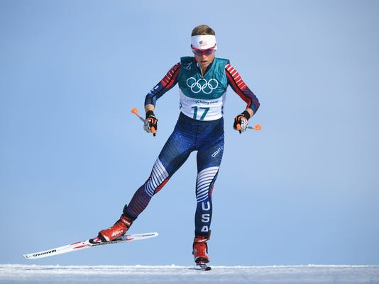 Cross-Country Skiing - Winter Olympics Day 6