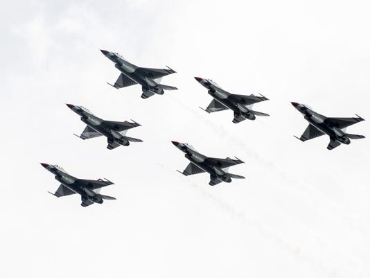 Wings Over Vermont Air Show 08/14/16