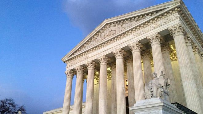 The U.S. Supreme Court.