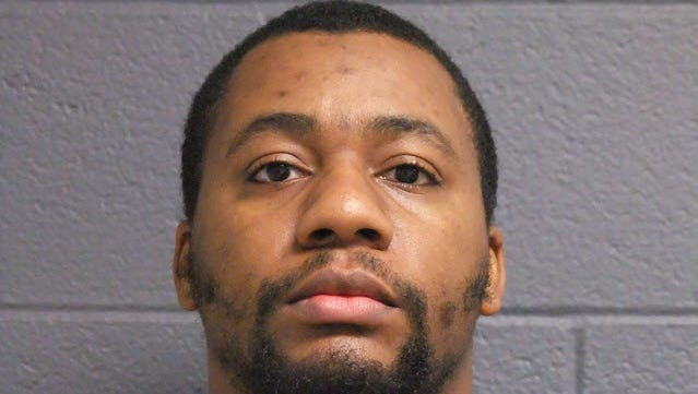 Eddie Curlin has been arraigned in a case involving racially offensive graffiti at EMU