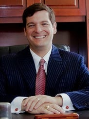 Attorney R. Deno Cole is seen in an undated photo.