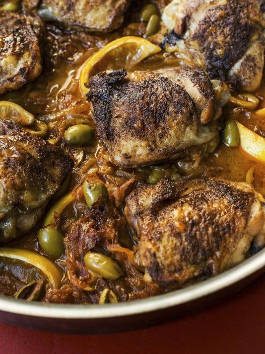 Food Deadline Chicken Thighs