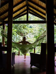 Treehouse Hammock Costa Rica