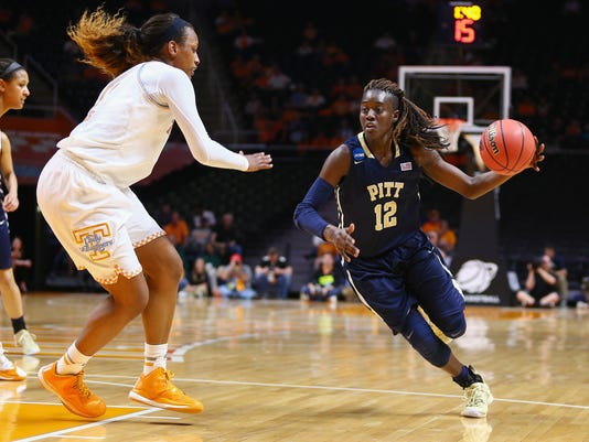 NCAA Womens Basketball: NCAA Tournament-2nd Round-Pittsburgh vs. Tennessee
